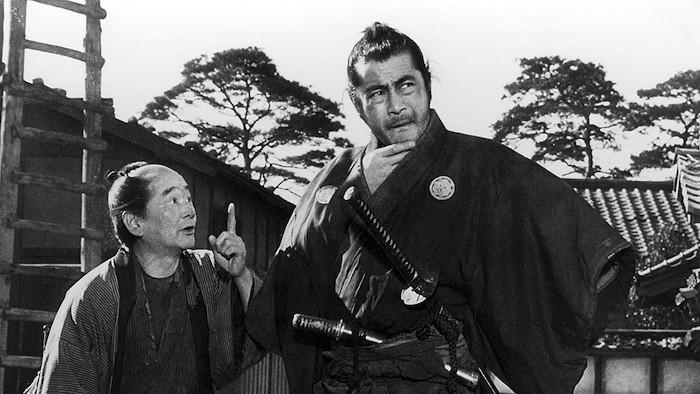 favorite movies yojimbo