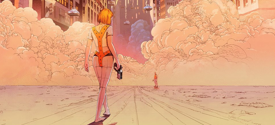 Cool Stuff Mondo S The Fifth Element Vinyl Soundtrack