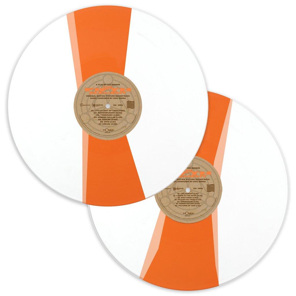 Cool Stuff Mondo S The Fifth Element Vinyl Soundtrack