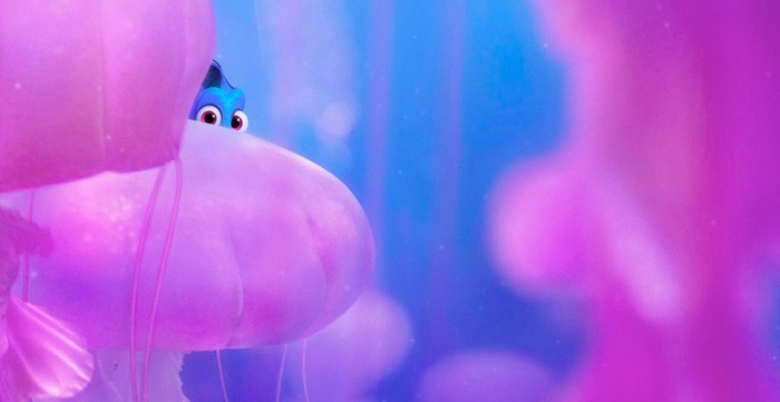 Finding Dory Posters
