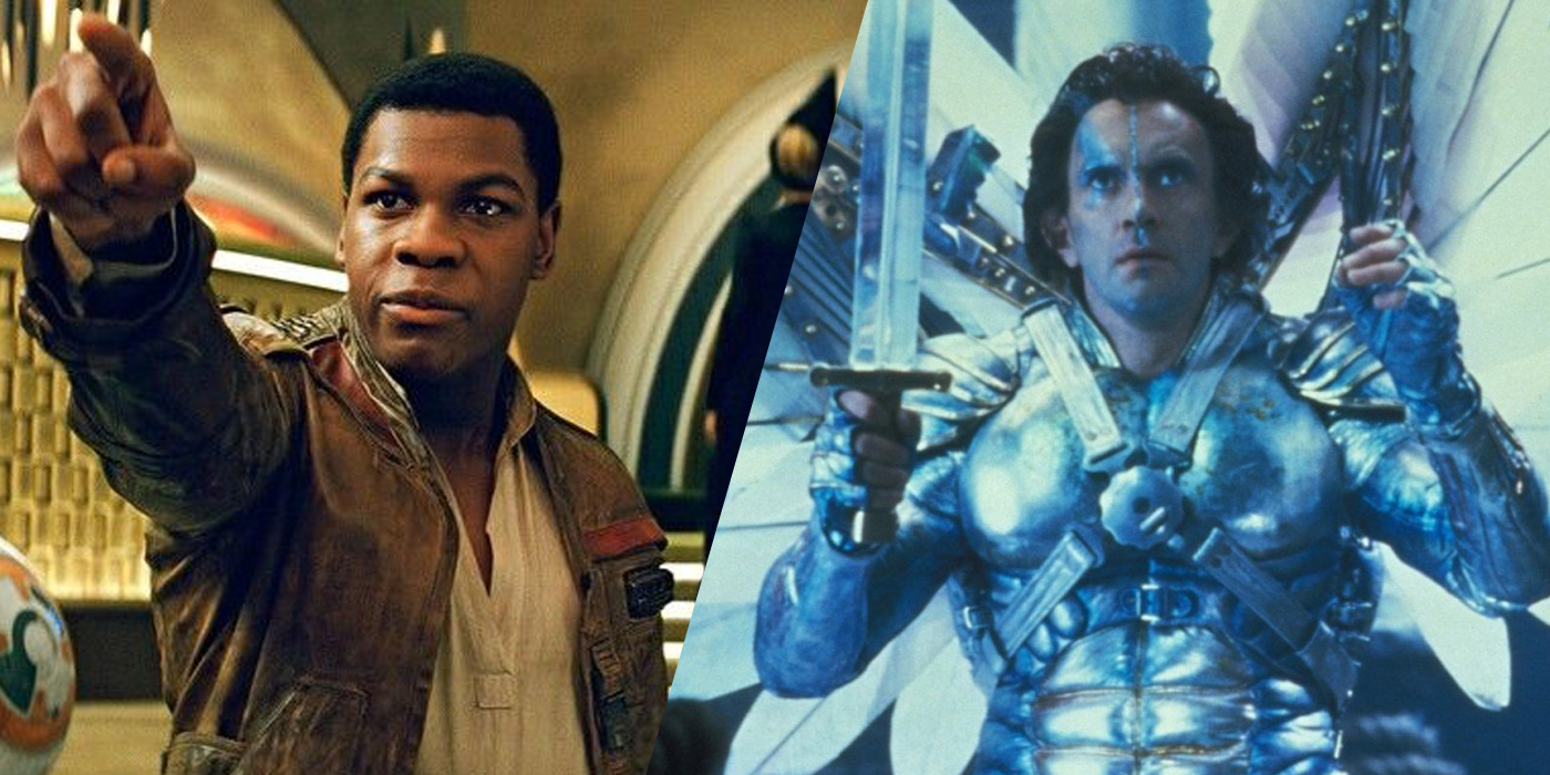 What 'Star Wars: The Last Jedi' Borrows From Terry Gilliam's 'Brazil'