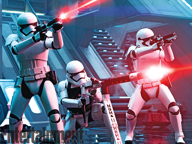 first order stormtroopers starkiller base