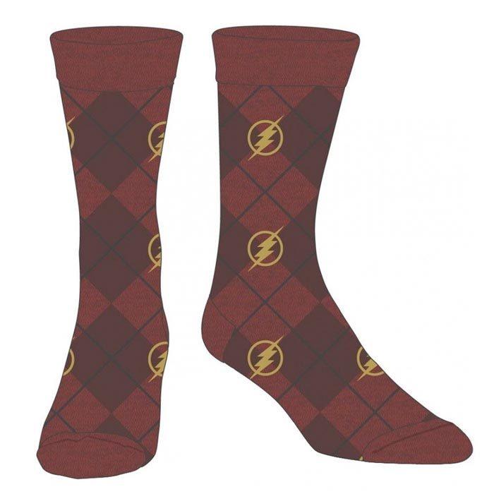 The Flash Dress Socks