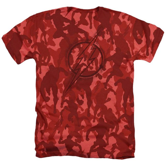 The Flash Camouflage Shirt