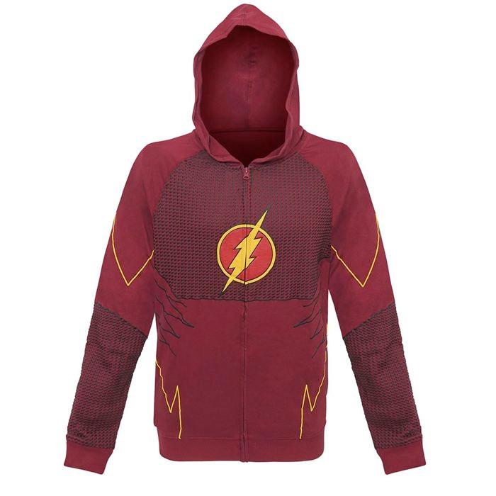 The Flash Costume Hoodie