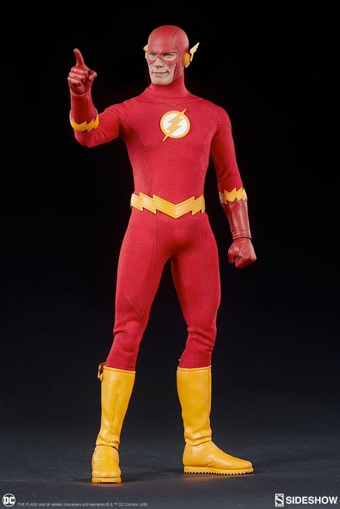 The Flash Sideshow Collectibles Figure