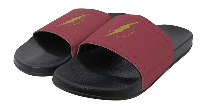 The Flash Flip Flops