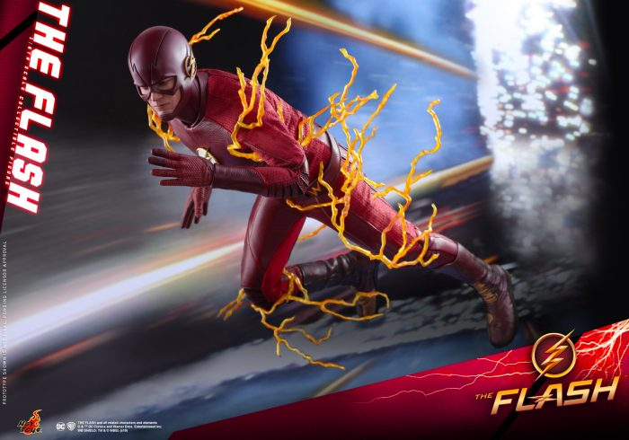 The CW's The Flash - Hot Toys Figure