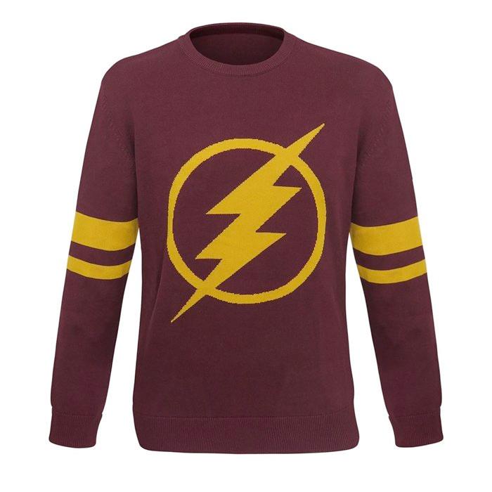 The Flash Jacquard Sweater