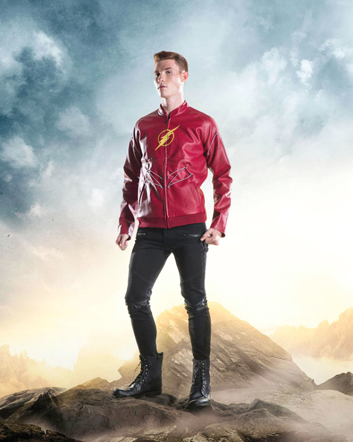 Hot Topic - The Flash Jacket