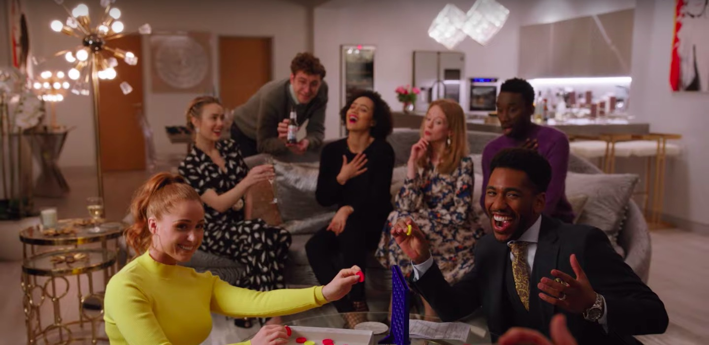 Four Weddings And A Funeral Trailer Mindy Kaling Updates Classic Film