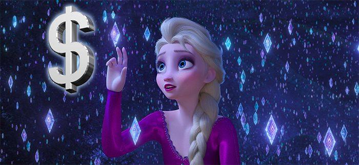 Frozen 2 Box Office