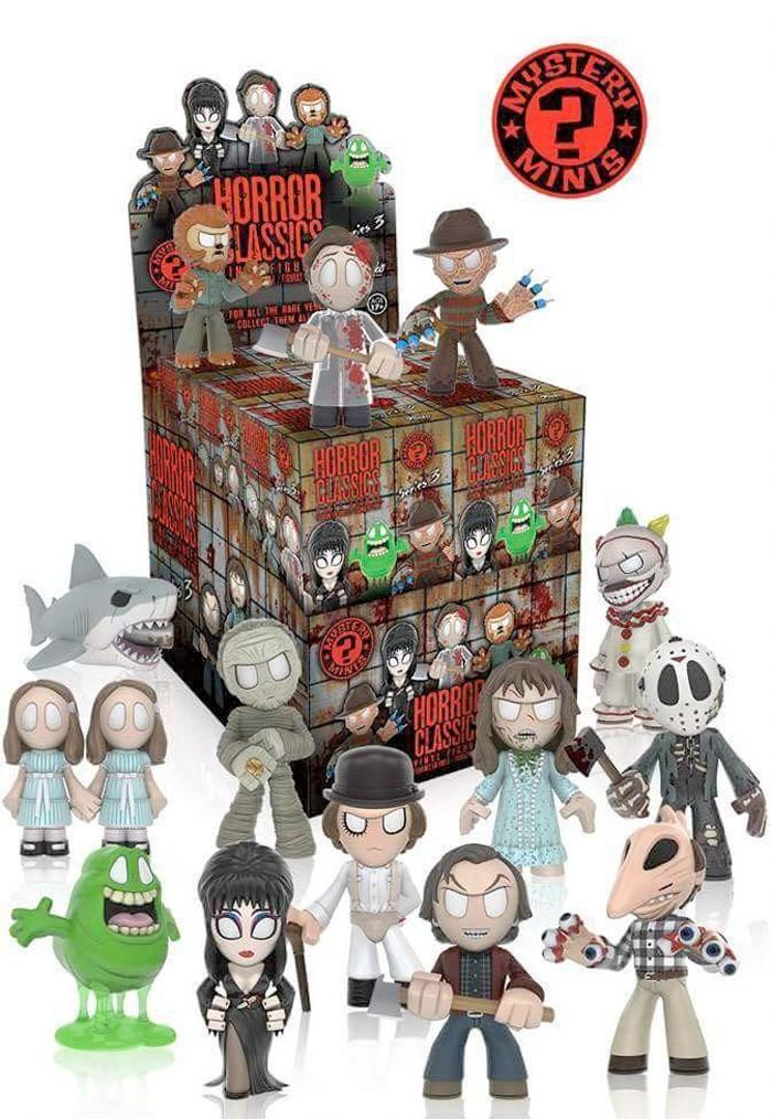Funko Horror Mystery Minis Series 3