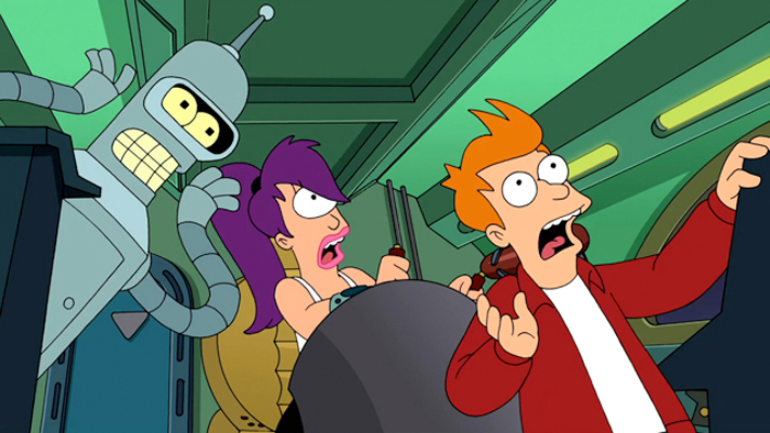 Futurama Leaving Netflix  We Don U0026 39 T Want To Live On This Planet Anymore
