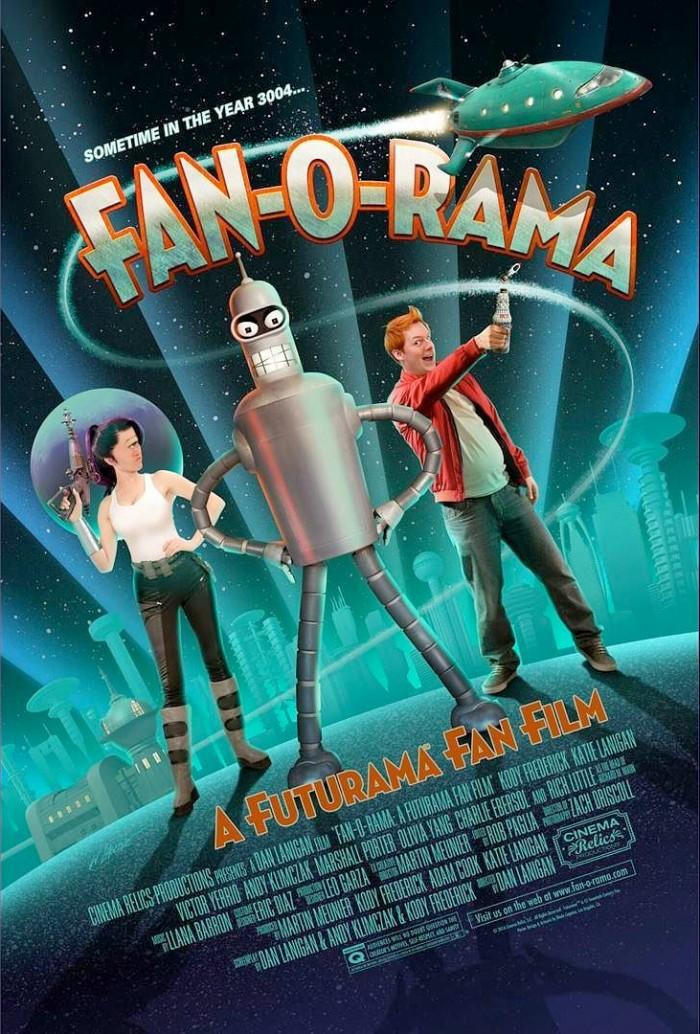 Live-Action Futurama