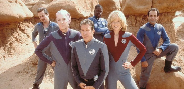 never surrender a galaxy quest documentary trailer