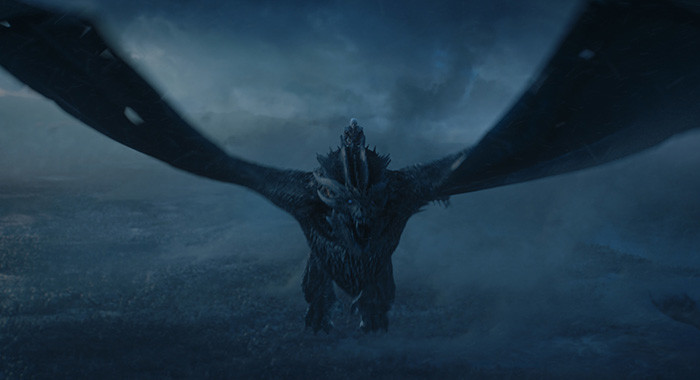 game of thrones the dragon and the wolf 9