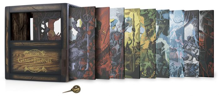 Game of Thrones Complete Series Box Set