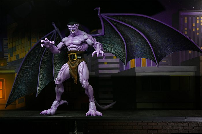 NECA Gargoyles Action Figures - Goliath