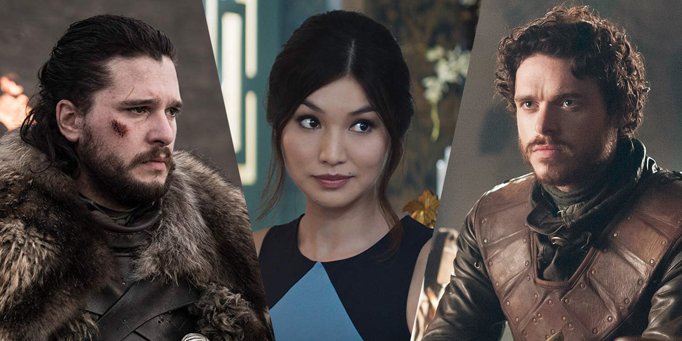 Gemma Chan Will Be at Center of The Eternals Love Triangle – /Film