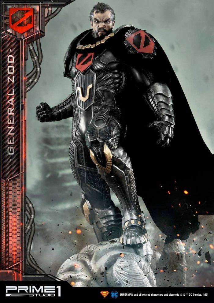 General Zod - Prime 1 Studio Statue