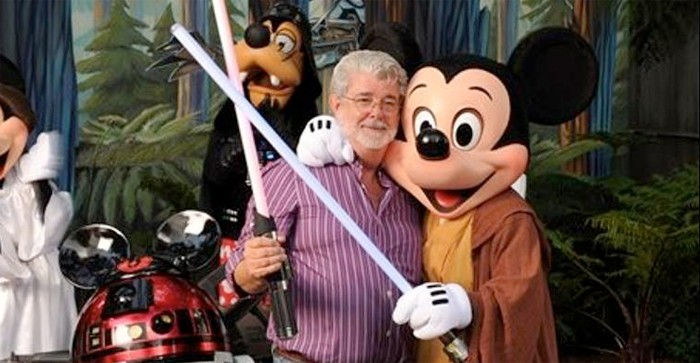 George Lucas Star Wars Episode VII
