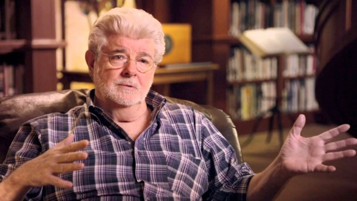 George Lucas The Force Awakens Reaction