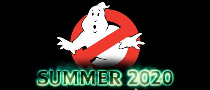 Ghostbusters 2020 First Look Photo