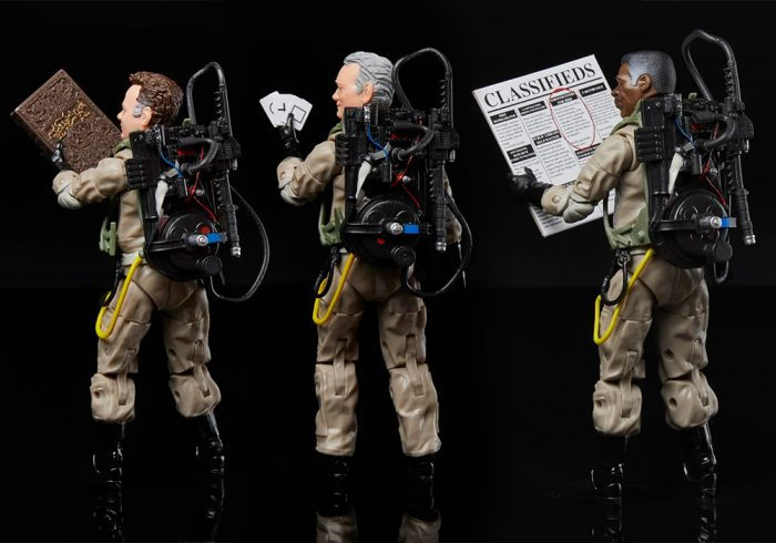 Ghostbusters: Afterlife Toys