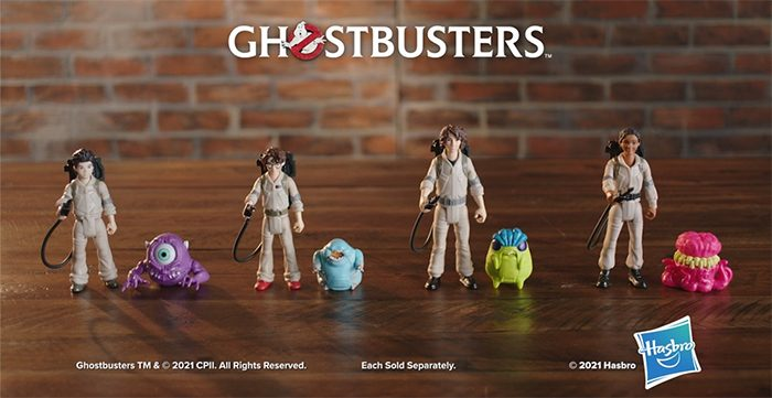 Ghostbusters: Afterlife Fright Features Figures