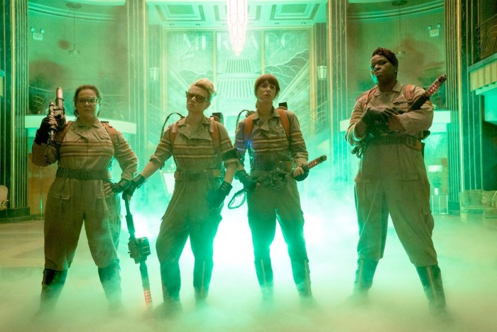 Ghostbusters Reboot Photo