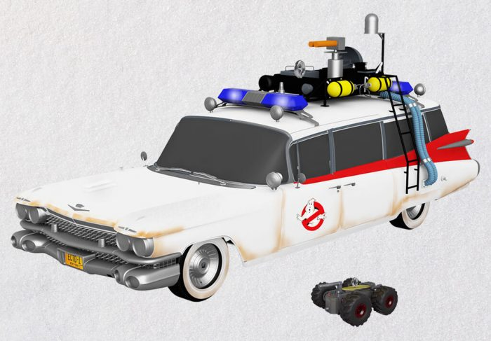 Ghostbusters: Afterlife Hallmark Christmas Ornament