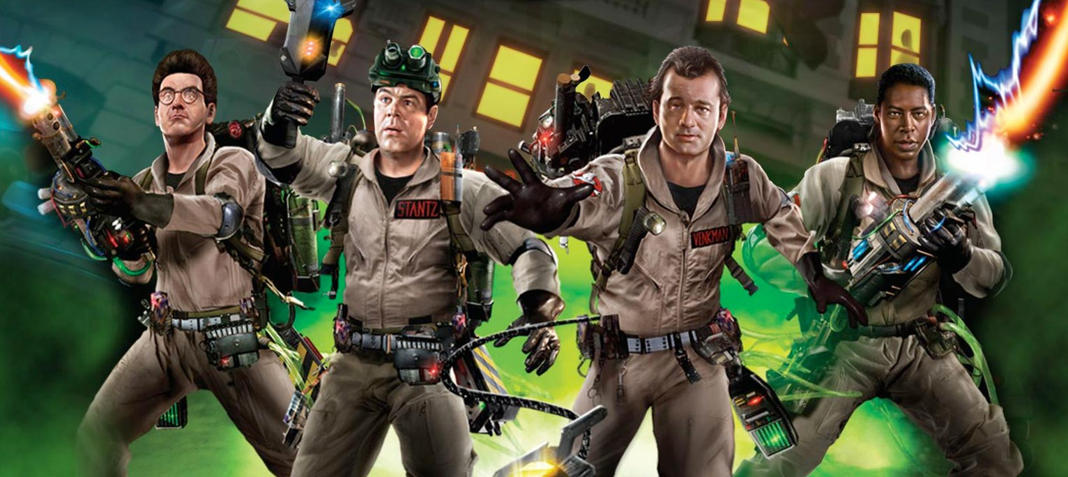 Ghostbusters Video Game Remastered Re-Release Maybe on the Way /Film
