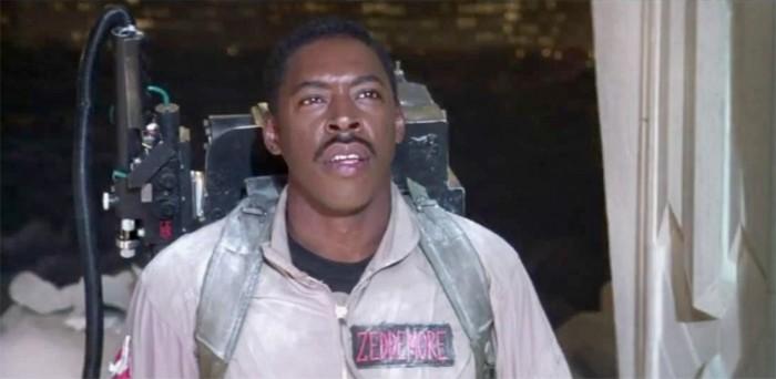 Ernie Hudson New Ghostbusters