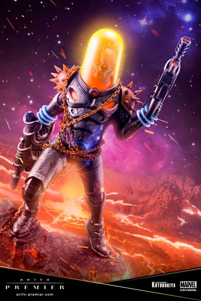 Cosmic Ghost Rider ARTFX Statue