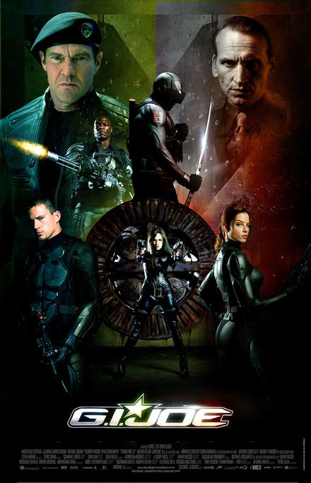 GI Joe Fan Made Movie Poster