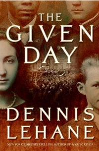 The Given Day Book