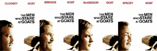 goats character posters
