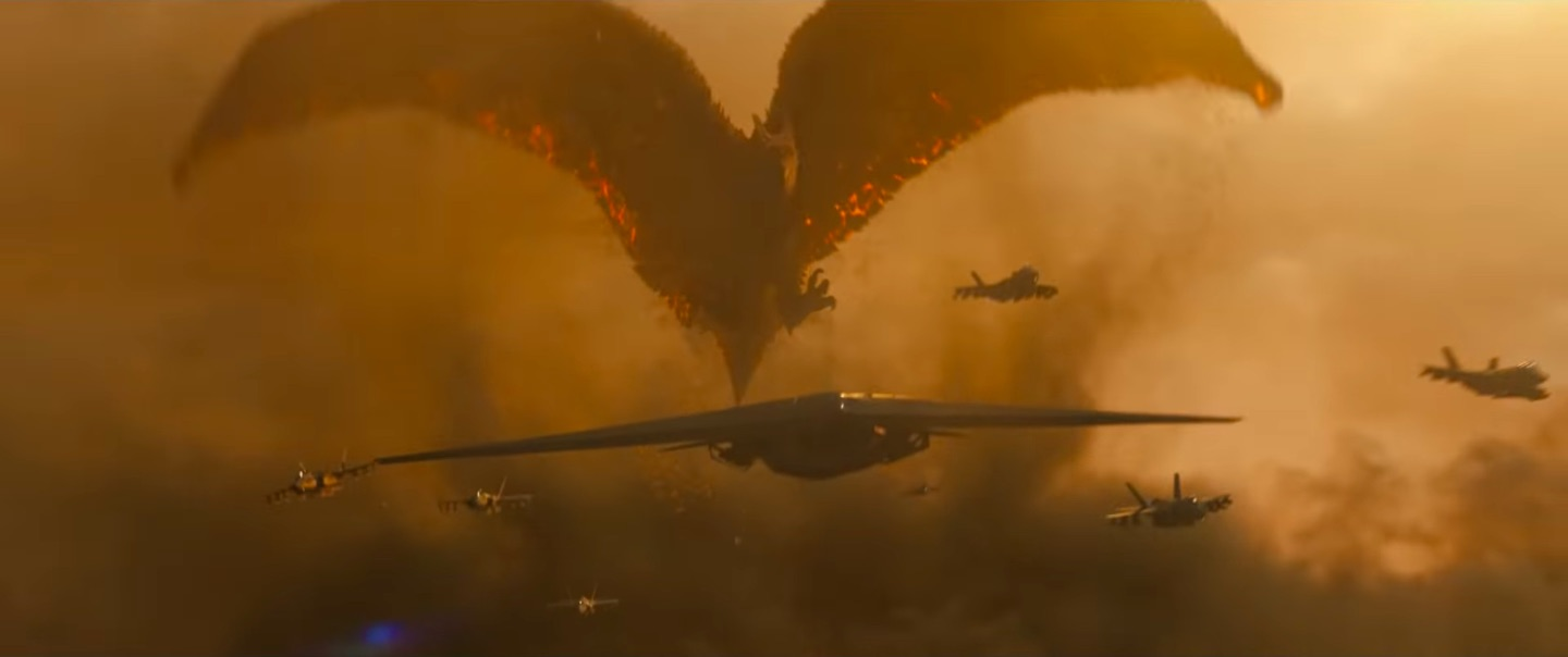 c70b6f480fd Godzilla King of the Monsters Rodan Details Given By Director – /Film