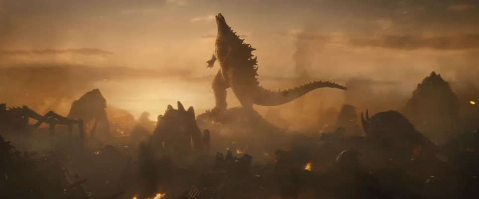 Godzilla: King of the Monsters Honest Trailer: They Might Be Overcompesating/Film