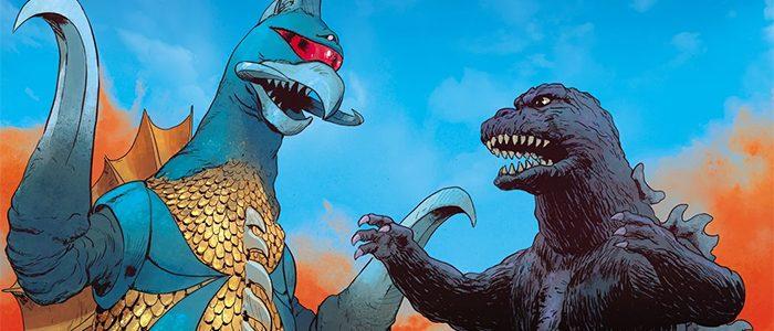 Godzilla Vinyl Soundtrack Box Set