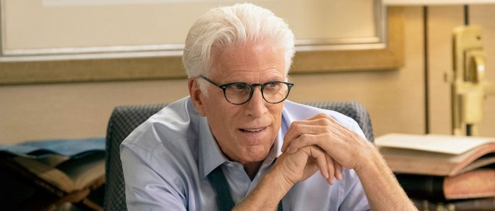 Ted Danson to Lead New NBC Comedy from '30 Rock' Team Tina Fey and Robert Carlock