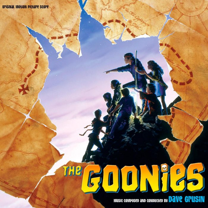 The Goonies Score on Vinyl