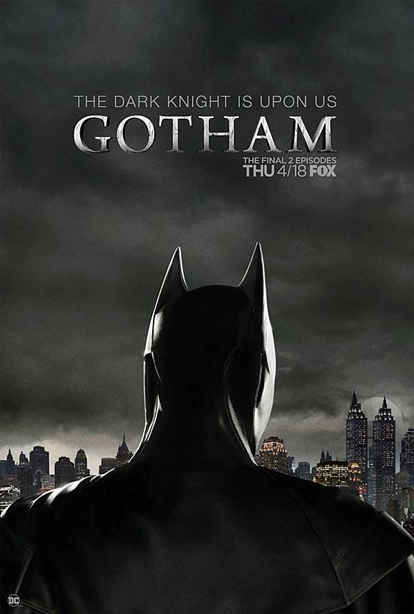 gotham finale poster