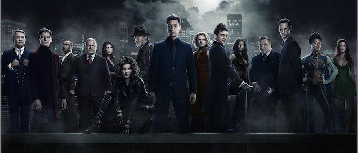 Gotham Staffel 3 Netflix