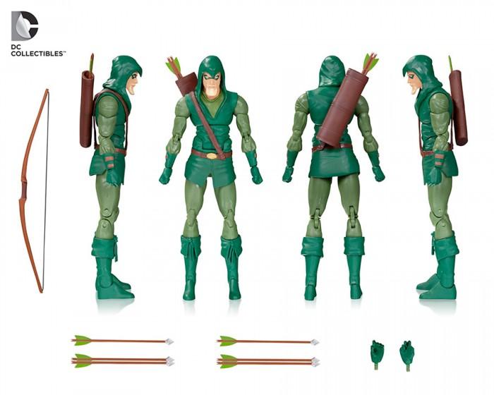 greenarrow-comiccover-figure