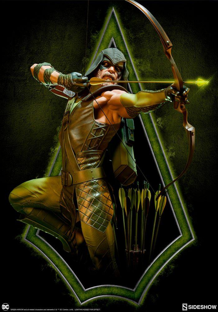 Green Arrow Sideshow Collectibles Premium Format Figure