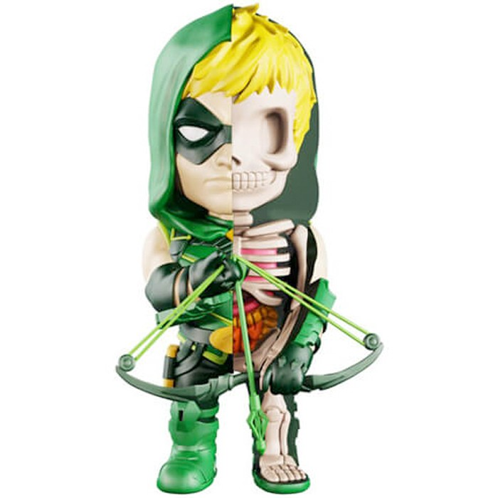 Green Arrow XXRAY Figure