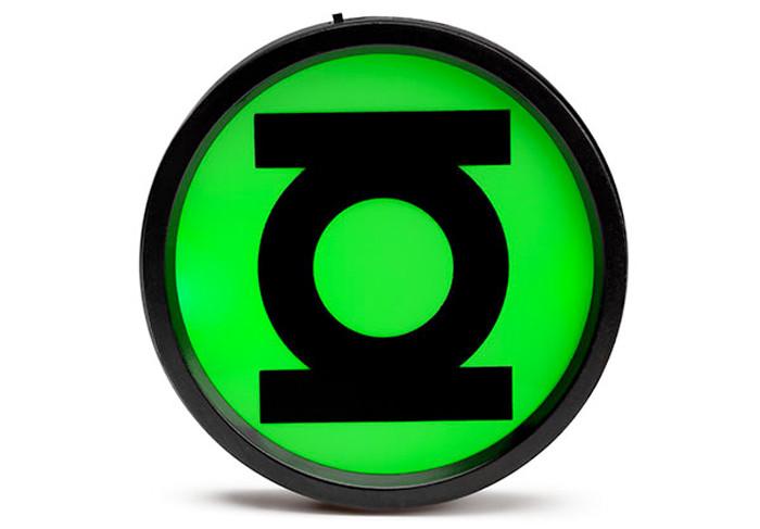 Green Lantern Belt Buckle