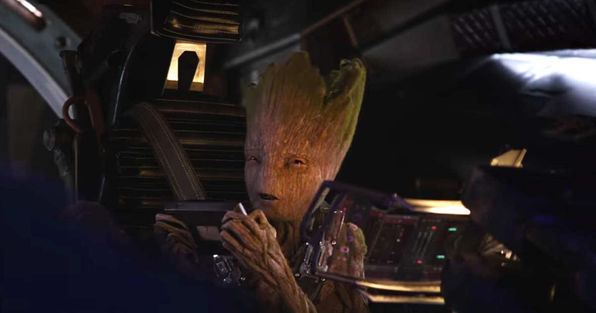 Groot Infinity War Key Lines Translated By James Gunn